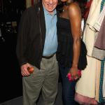 with Mel Brooks